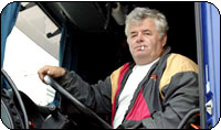 Truck driver.