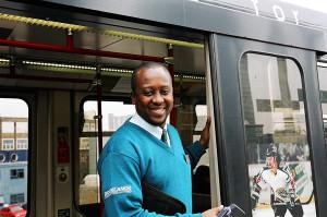 DLR conductor.