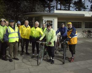 Cyclist Club.